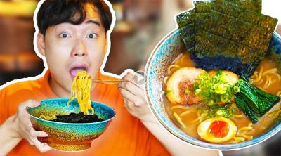 Uncle Roger is doing deliveries and a London pop-up with Matsudai Ramen