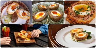 Where to find London's best scotch eggs