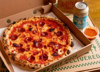 Yard Sale Pizza are opening in Balham