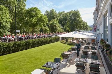 The complete guide to alfresco eating and drinking in London