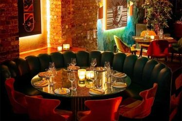 Inca London is a new late night restaurant and club on Argyll Street
