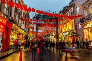 London's Chinatown keeps its spirits up by getting chefs and restaurants to share recipes