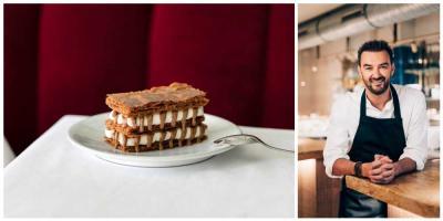 Top French chef Cyril Lignac is bringing his Bar des Prés restaurant to London