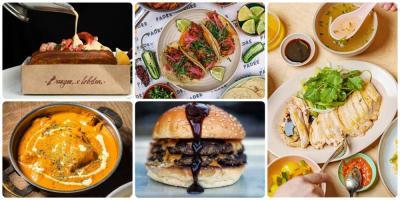 Best DIY meal & burger kits delivered - recreate London restaurant meals at home
