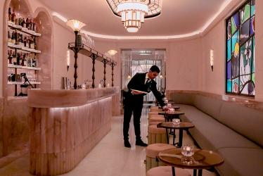Claridge's reveal The Painter's Room bar - we went along to check it out