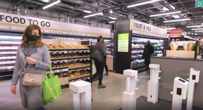 The next Amazon Fresh store might be coming to Islington's The Mall building