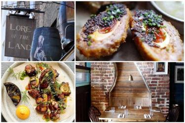 Guy Ritchie's new Fitzrovia pub The Lore of the Land serves beer and venison from his country estate