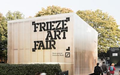 Where to eat at Frieze London 2021