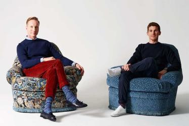 Restaurant designer Martin Brudnizki launches a furniture shop