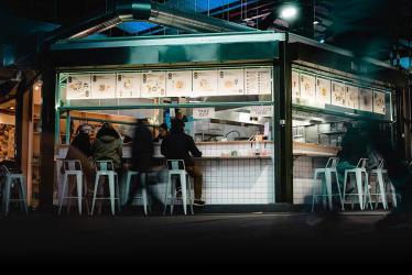 Elizabeth Haigh launches Bā - a new supper club at Mei Mei