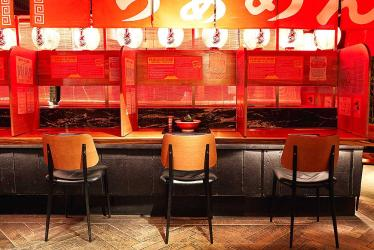 Heddon Yokocho have the perfect solo dining solution for the times we're in - Shuchu booths