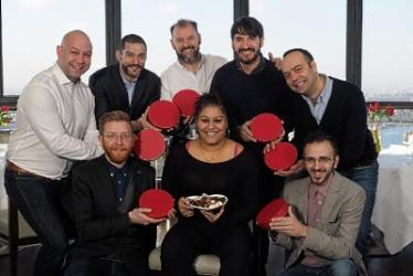 Top chefs launch Chocs for Chance for Valentine's Day