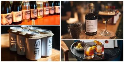 London's best… wine, beer and cocktail drinks delivery services