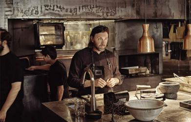 Niklas Ekstedt is bringing his wood-fired cooking to London with Ekstedt at The Yard.