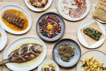 Manteca's new home is in Shoreditch, bringing along their Italian/British menu