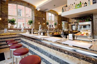 Barrafina Drury Lane is reopening as seafood spot Barrafina Mariscos