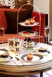 Best afternoon tea in London award for 2012 goes to The Athenaeum Hotel