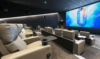 Islington gets dinner and a movie with Odeon Luxe & Dine