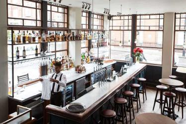 The Cavendish relaunches with ex-Oystermen and Hartnett chef and new look