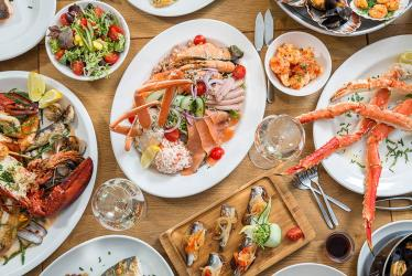 The Seafood Bar from Amsterdam lands in Soho