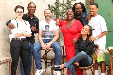 Andi Oliver and Fred Sirieix team up for One Love restaurant pop up in Clapton