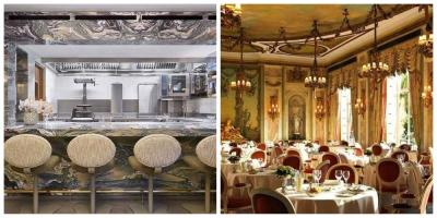 The AA reveals new London rosettes for 2020/21 with Muse and The Ritz getting four each