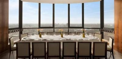 Galvin at Windows launches a pay-what-you-like menu