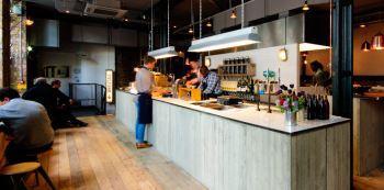 Ozone Coffee Roasters Cafe opens up on Leonard Street, Shoreditch