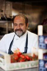 Greg Malouf launches his debut menu at Petersham Nurseries Cafe