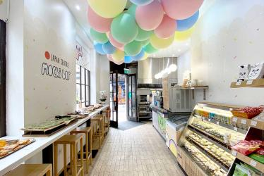 Mochi blew up TikTok, so expect London's first mochi bar at Japan Centre to be popular