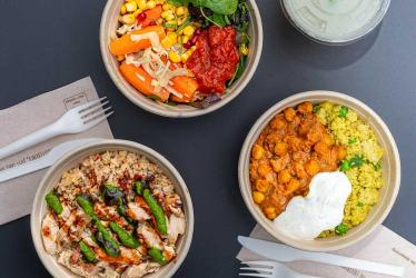 Tamarind Tiger serves up Indian fast food on Baker Street from the family behind Copper Chimney