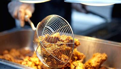KERB brings all the chicken to the yard with The Bucket List