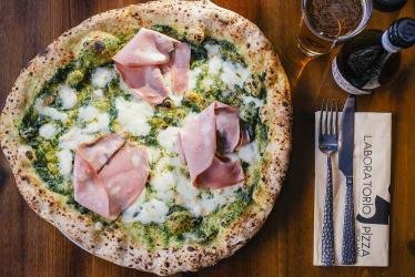Laboratorio Pizza brings Neapolitan pizza to Great Portland Street