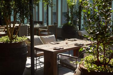 Allegra is launching a Happy Burger pop-up on its terrace (and special residencies too)