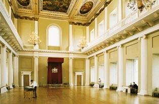 Summer pop-up at The Banqueting House in Whitehall
