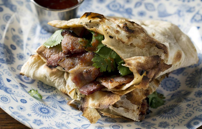 bacon naan dishoom cookbook