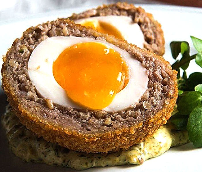Scotch Egg Challenge 2015 winners are Holborn Dining Room and Princess Victoria