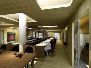Jason Atherton confirms January opening for Pollen Street Social