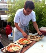 Best street food  - Pizza Pilgrims