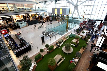 Heathrow gets in on the streetfood trend with a new park area