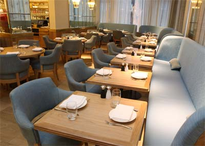 MasterChef winner Keri Moss opens Selfridges restaurant The Corner Room and Champagne Bar