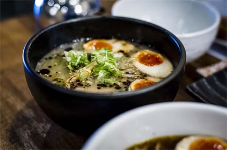 Tonkotsu and Disco Bistro join up for a ramen and dirty food mash-up