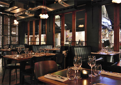 Gordon Ramsay's latest venture - We Test Drive Heddon Street Kitchen