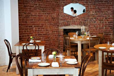 Southern US cooking in Marylebone - we Test Drive Lockhart