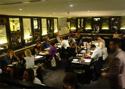 Marcus Wareing & Co successfully mix British and global cuisine - we Test Drive Tredwell's