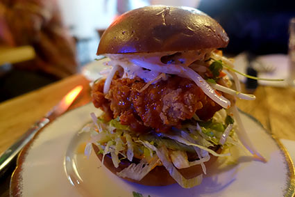 Fried chicken and cocktails - we Test Drive Chick n Sours