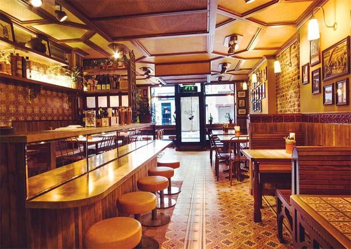 Hoppers is coming to Soho from the Sethis - the people behind Gymkhana