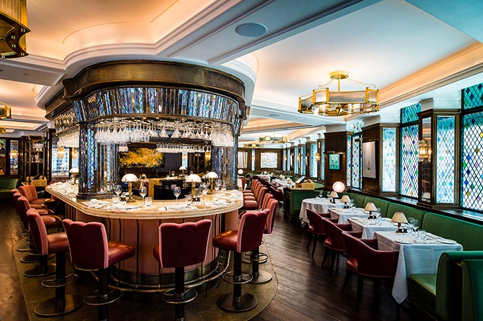 The Ivy gets a new lease of life - we Test Drive the revamp of one of London's oldest restaurants