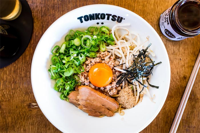 Tonkotsu brings ramen to Bankside as Tsuru is revamped