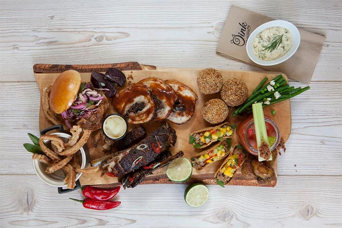 Pig-based pop-up Oink comes to Shoreditch